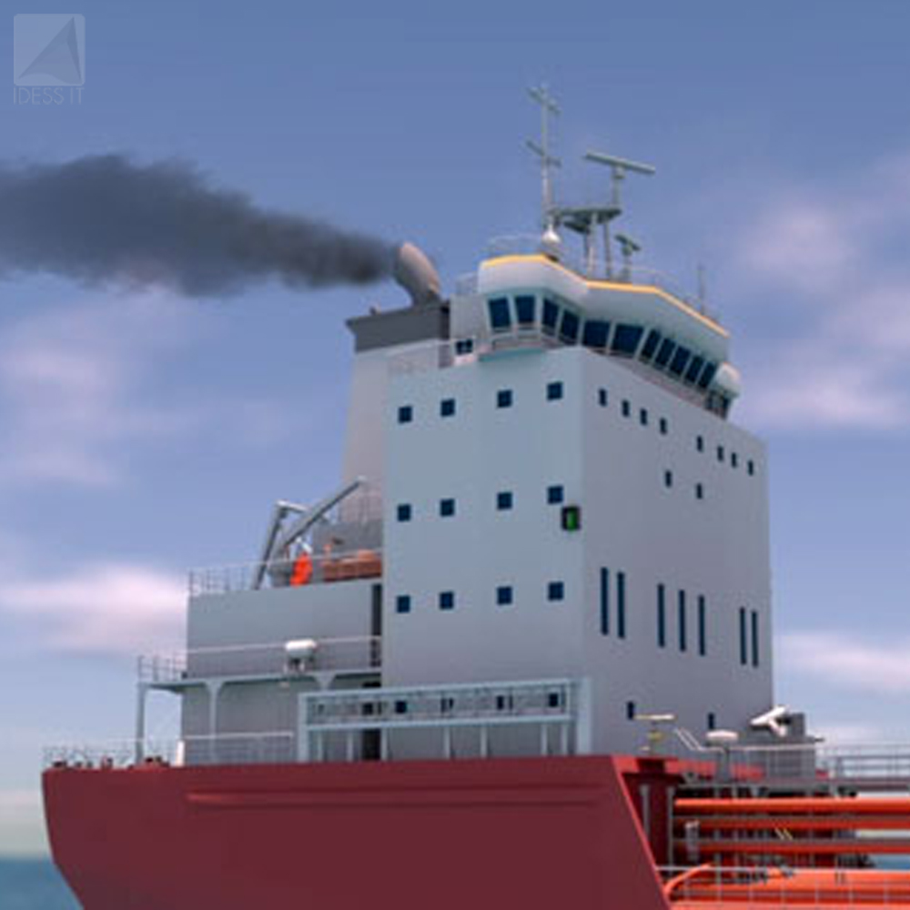 Bespoke eLearning Project - MARPOL Annex VI - Prevention of Air Pollution from Ships for The American Club