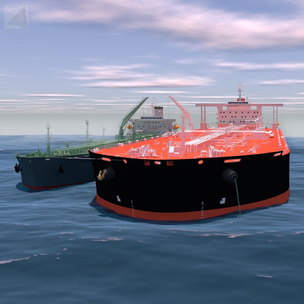 Bespoke eLearning Project - Ship to Ship Transfer Operations for The American Club