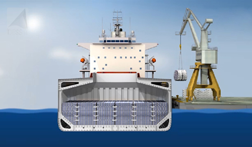 Learning Management System (sEaLearn) eLearning Library - Bulk Carrier Series - Carriage and Care of Bagged Rice Cargoes