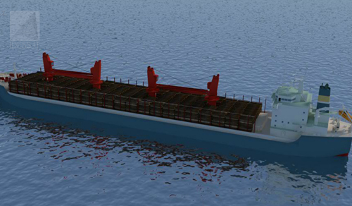 Learning Management System (sEaLearn) eLearning Library - Bulk Carrier Series - The Code of Safe Practice for Ships Carrying Timber Deck Cargoes, 2011 (2011 TDC Code)