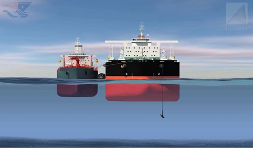 Learning Management System (sEaLearn) eLearning Library - Tanker Series - Ship to Ship Transfer